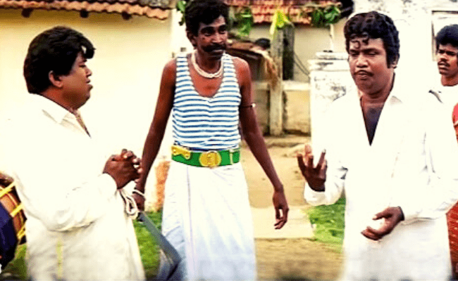 Legendary comedian Senthil turns hero for this critically acclaimed film's director ft Suresh Sangaiah