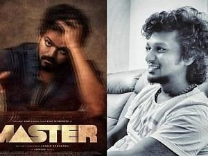 Good news for 'Master' – Lokesh shares hot update straight from the edit room!