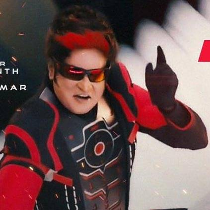 Lyca reveals 2 Point 0's first 4-day collections