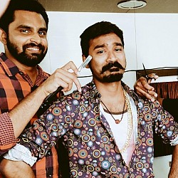 Maari 2 title logo to be revealed at 12 AM on 2018 New Year