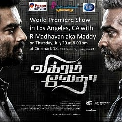 Exciting details: Where is the first show of Vikram Vedha going to be played?