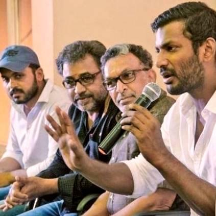 Madras High Court declares Nadigar Sangam elections to be reconducted Vishal Nassar Karthi Bhagyaraj