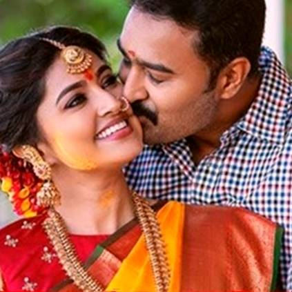 Mafia actor Prasanna and Sneha's daughter name revealed watch video