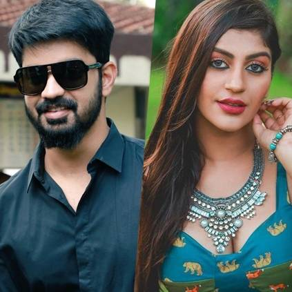Mahat and Yaashika Aanand pair up for a new film