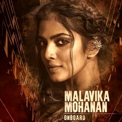 Malavika Mohanan joins Vijay and Vijay Sethupathis Thalapathy 64 team in Delhi