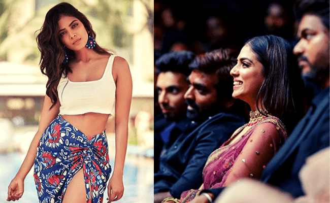 Malavika Mohanan's mesmerizing video with her Master audio launch attire turns viral