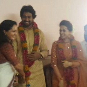 Actress Bhavana gets engaged to a producer!