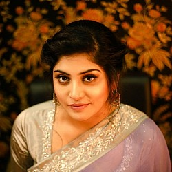 Firstly, I would like to apologize: Manjima Mohan