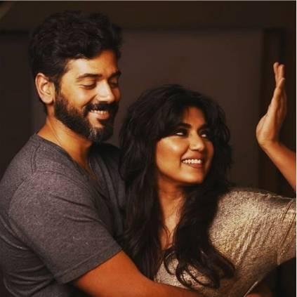 Mankatha fame Ashwin turned father on July 5th