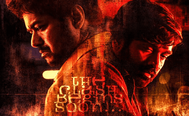 Master team's New Year special poster for fans is going viral ft Thalapathy Vijay and Vijay Sethupathi