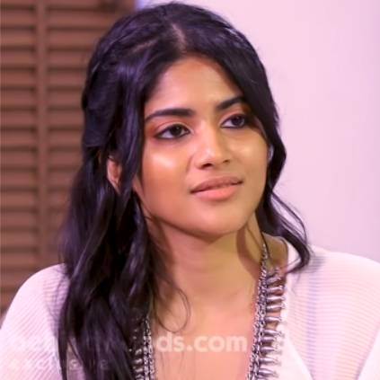Megha Akash's interview about Gautham and Dhanush's Enai Noki Paayum Thota