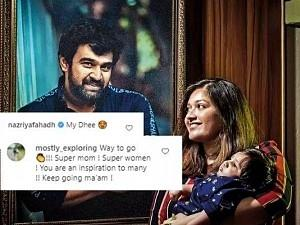 """Wow! Meghana Raj makes this 'super' announcement: """"#JrC turns nine months old today… and I celebrate by...!"""" - Check out"""