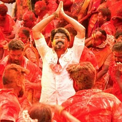 Mersal cinematographer GK Vishnu talks about his debut song Aalaporan Thamizhan