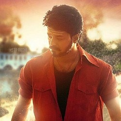 Mersal teaser poster to be released today at 8.30 PM