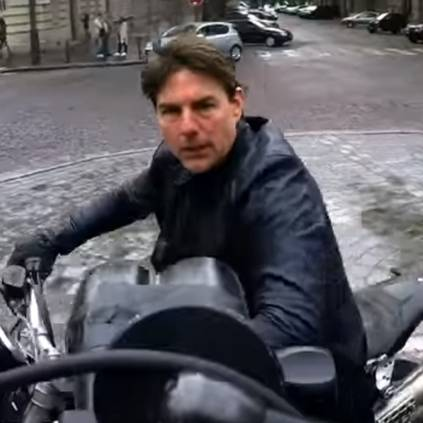 Mission: Impossible-Fallout all stunts