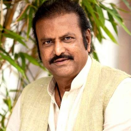 Mohan Babu on board for Suriya's Soorarai Pottru