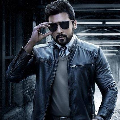 MS Prabhu replaces Abhinandan Ramanujam for Suriya-KV Anand film