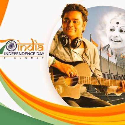 Music Composer AR Rahman to perform at the UN General Assembly on 15th August 2016