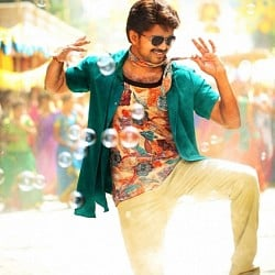 ''After seeing Bairavaa, I suddenly became a Vijay fan''