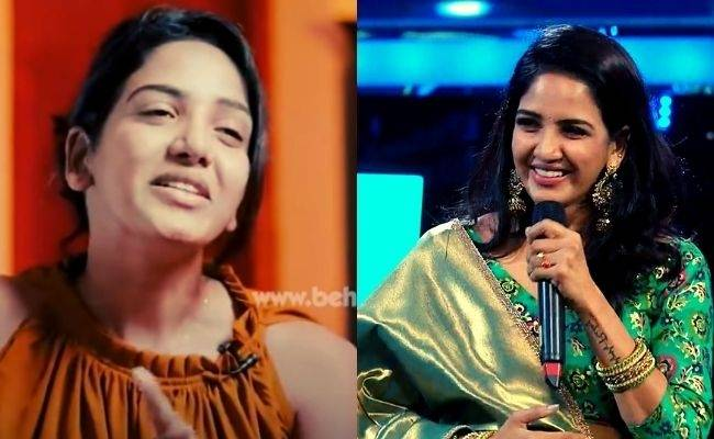 """""""My husband died..."""": Pavani Reddy gets emotional in Bigg Boss Tamil 5 launch - What happened"""