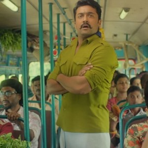 Naana Thaana song video from TSK