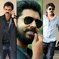 Which characters are Nagarjuna and Venkatesh replacing in Premam?