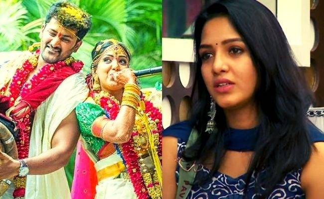 """""""Nan shock ayiten..."""": Pavni Reddy tears up as she opens up about her husband - New Promo"""