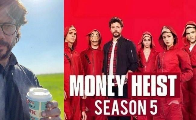 Netflix officially updates about La Casa De Papel Money Heist season 5 release
