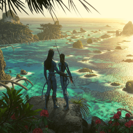 New concept art pictures from James Cameron's Avatar 2 out