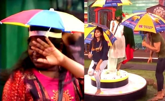 New task will last for 45 hours inside Bigg Boss Tamil Season 4 house, viral video