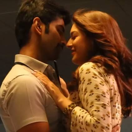 Official making video of Atharvaa and Hansika's 100 directed by Sam Anton
