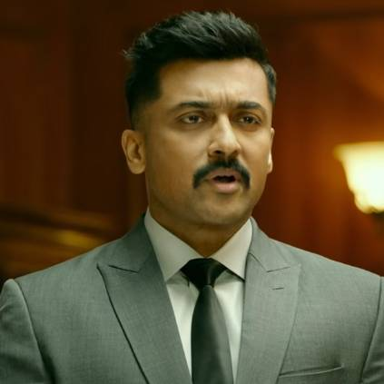 Official Teaser of Suriya and Mohanlal's Kaappaan directed by KV Anand