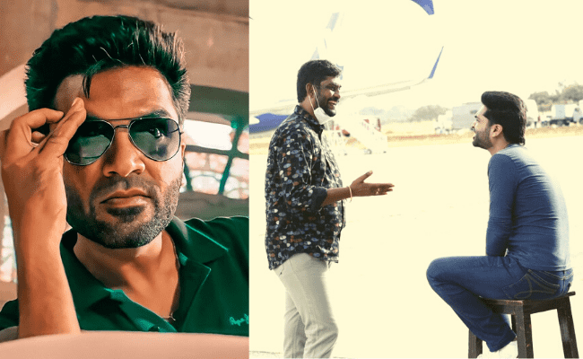 Official update from STR's Maanaadu comes with a SECRET and mass viral pics ft Venkat Prabhu