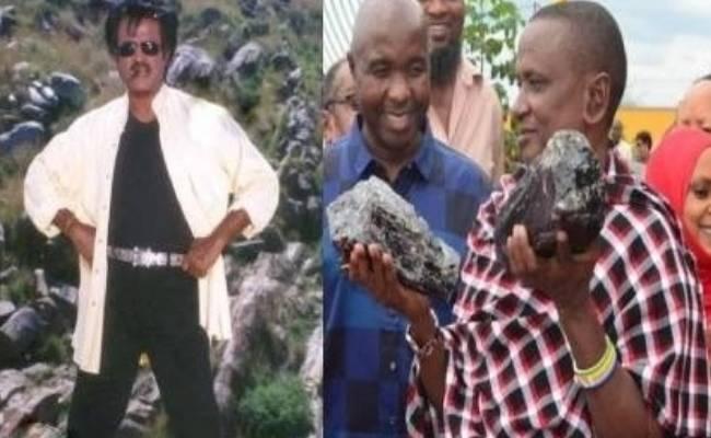 Padayappa granite story in real life - miner becomes millionaire