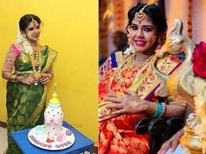 """It's a ....!"" - Pandian Stores actress Hema Raj blessed with a baby!"