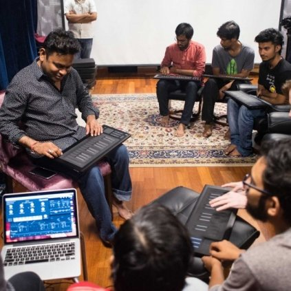 AR Rahman and Apple colllaborate to set up two music labs in India