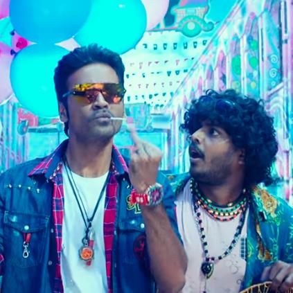 PATTAS - Official Trailer | Dhanush | Durai Senthil Kumar | Vivek-Mervin