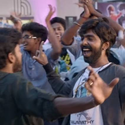 Peter Beatu Yethu video song from Sarvam Thaala Mayam released