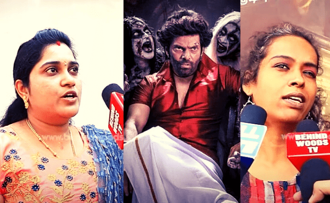 Planning to watch Aranmanai 3? Check out the unmissable public review first; VIDEO ft Arya, Sundar C, Raashi Khanna, Andrea