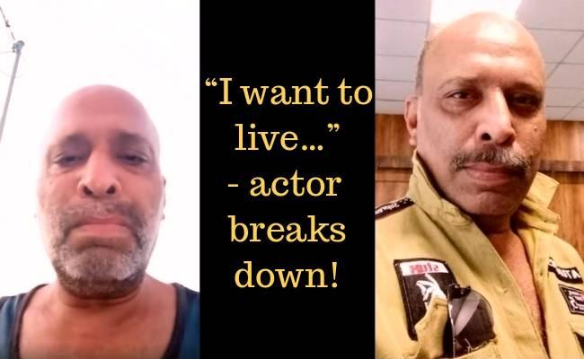 Popular actor Rajesh Kareer seeks financial help in an emotional video