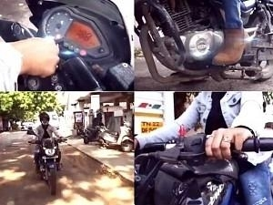 "Vroom Vroom - Popular Bigg Boss actress makes use of ""Home Time"" productively, learns stylish new skills - Watch!"