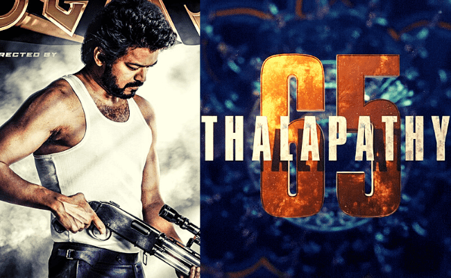 Popular celebrity tweets about teaming up with Thalapathy Vijay ft Gopi Prasannaa in Beast