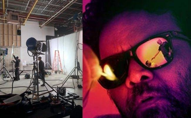 Popular director shoots movie indoors amidst lockdown ft Venkat Bharadwaj