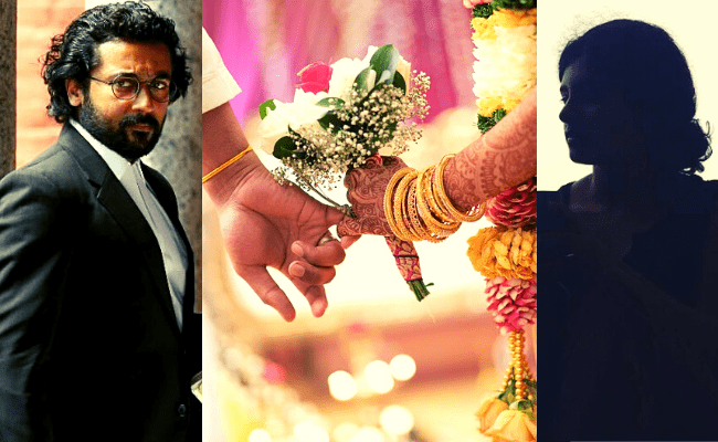 Popular Jai Bhim actress enters wedlock; stylish pics storm Internet ft Lijomol Jose, Suriya