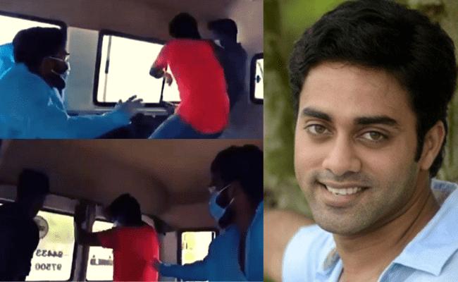 Popular Telugu and Tamil hero impressed with TN police's Coronavirus prank idea, video