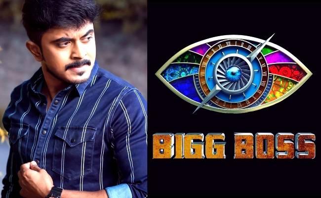 Popular Vijay TV actor Azeem's strong message before entering Bigg Boss Tamil 4 house?