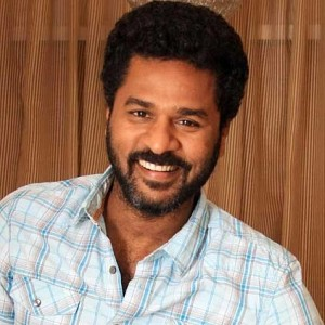 Prabhu Deva to start from today..