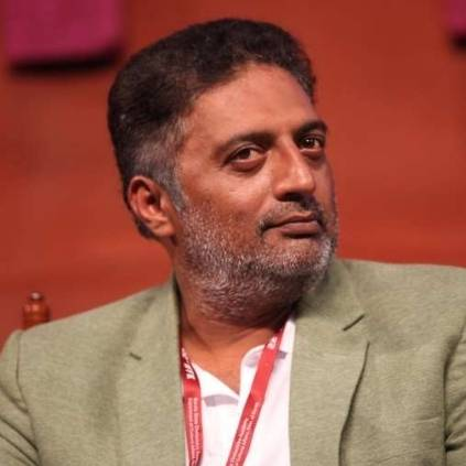 Prakash raj tweets about contesting and voting in his school classroom