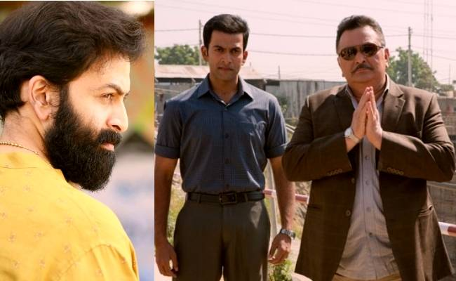 Prithviraj reveals a less known fact about Rishi Kapoor from the shoot of Aurangzeb