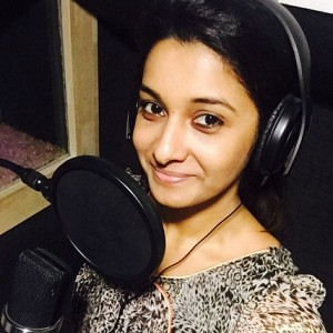 This is the very first time for Priya Bhavanishankar